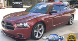 Dodge Charger SXT 100th Anniversary Edition, Redline 3 Coat Pearl, 2014