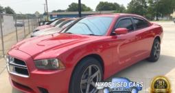 Dodge Charger R/T, Torred Red, 2013